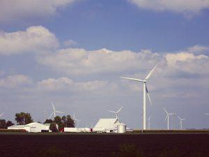Private vindmøller