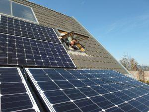 6 grunde til installere solpaneler