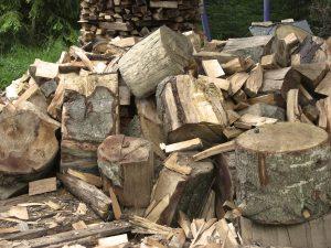 Træ og halm er også fornybar energi