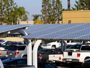 Hvor bliver solenergi brugt nu